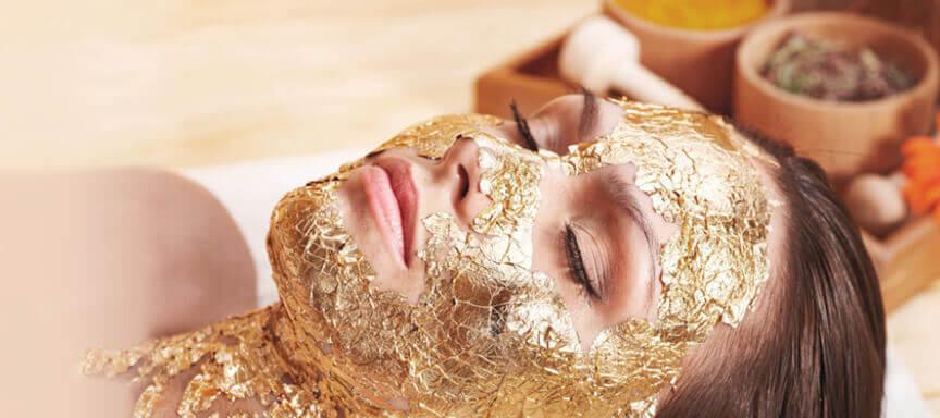 goudblad behandeling